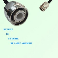 HN Male to N Female RF Cable Assembly