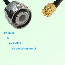 HN Male to SMA Male RF Cable Assembly