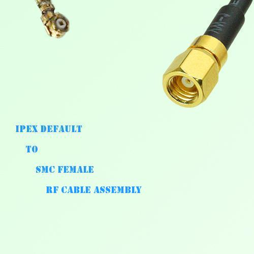 IPEX to SMC Female RF Cable Assembly