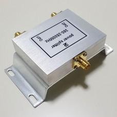 2 Way SMA Female Jack RF Power Splitter/Divider 380-2500MHz