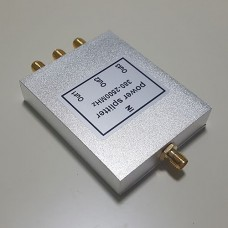 3 Way SMA Female Jack RF Power Splitter/Divider 380-2500MHz