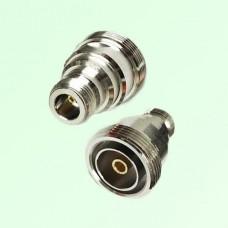 RF Adapter 7/16 DIN Female Jack to N Female Jack