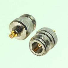 RF Adapter MCX Male Plug to N Female Jack