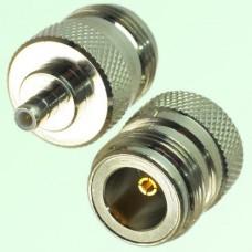 RF Adapter N Female Jack to SMB Male Plug