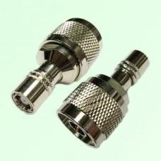 RF Adapter N Male Plug to SMZ Female Jack