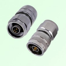 8G N Male Quick Push-on to N Male Plug RF Adapter