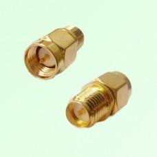 RF Adapter RP SMA Female Jack to SMA Male Plug