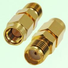 RF Adapter SMA Female Jack to SSMA Male Plug