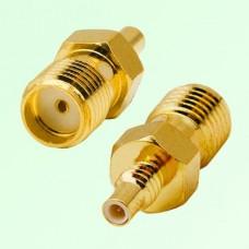 RF Adapter SMA Female Jack to SSMC Male Plug