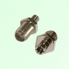 RF Adapter SMA Female Jack to TS9 Male Plug