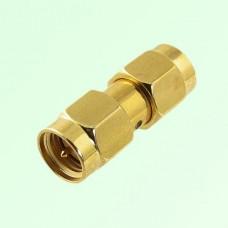 RF Adapter SMA Male Plug to SMA Male Plug