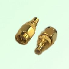RF Adapter SMA Male Plug to SMC Male Plug