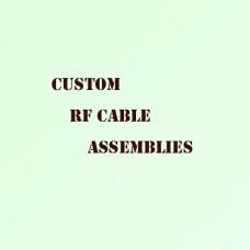 Custom 75ohm Cable Assemblies