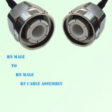 HN Male to HN Male RF Cable Assembly
