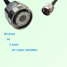 HN Male to N Male RF Cable Assembly